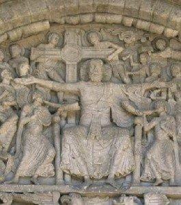 Christ bénissant beaulieu sur Dordogne 2