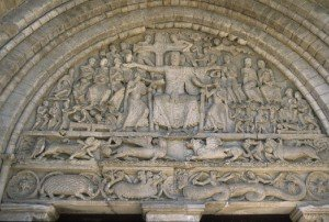 Christ bénissant beaulieu sur Dordogne  4