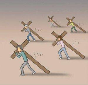 porter sa croix 2