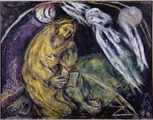 Jérémie - Chagall 1