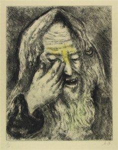 Jérémie - Chagall